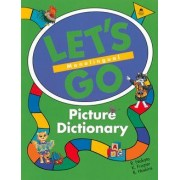 Let's Go Picture Dictionary: Monolingual English Edition by R. Nakata