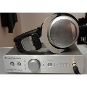 Beyerdynamic DT-880 + Cambridge Audio DAcmagic Plus
