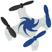 Revell Control - 23930 - Hélicoptère Radiocommandé - Proto Quad - Blanc