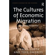 The Cultures of Economic Migration by Tope Omoniyi