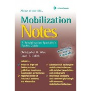 Mobilization Notes by Christopher H. Wise