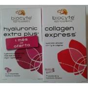 Pack Promocional de Hyaluronic extra plus(oferta de um mês) com Collagen express 10 saquetas