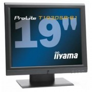 "Monitor iiyama T1931SR-B2-5, 19"", LCD, 1280x1024, 800:1, 5ms, 240cd, 5-žilový, D-SUB, DVI, USB, RS-232"