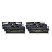 Corsair 24 GB DDR3-RAM - 1600MHz - (CMZ24GX3M6A1600C9) Corsair Vengeance Hex-Kit CL9