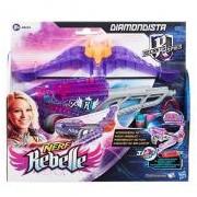 Hasbro - Nerf Rebelle Diamondista A8496