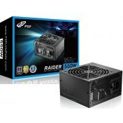 FSP/ Fortron Raider S550 80Plus Silver Alimentation PC ATX 550W