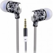 Casti In Ear Sbox EP-813B Microfon Negru