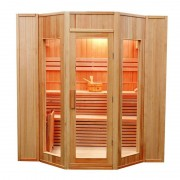 France sauna Sauna traditionnel Zen 5 places