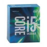 Intel Core i5-6600 K Processeur (3,5 GHz, mémoire cache 6 m, lga1151)