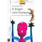 El Dragon Color Frambuesa by Georg Bydlinski