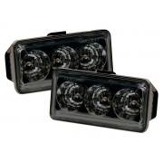 Semnale laterale LED VW negre