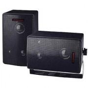 Pyramid 3808 400 Watts 3Way Mini Box Speaker System