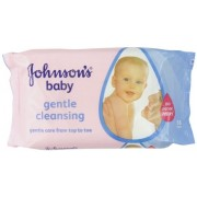 Johnson's Baby Servetele Umede Gentle Cleansing 56 buc