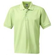 Trigema Damen Polo-Shirt Industriewäsche Größe: 5XL Material: 50 % Baumwolle, 50 % Polyester Farbe: eden