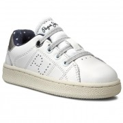 Обувки PEPE JEANS - Lane Girl Kids PGS30157 White 800