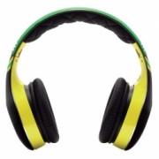 Soul SL300 Elite Jam HD - Casti On-Ear, negru/verde