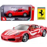 Ferrari F430 Fiorano 1:24 rood