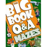 Big Book of Questions and Answers Mazes