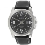 Casio Quartz Black Round Men Watch MTP-1314L-8AVDF(A554)