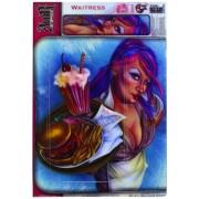 AMR Racing Wii Fit Balance Board Skin: Waitress (Wii) [Importación inglesa]