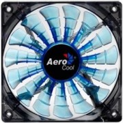 Ventilator Aerocool Shark Blue 12 cm