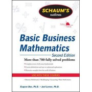 Schaum's Outline of Basic Business Mathematics, 2ed by Eugene Don