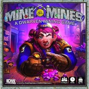 Mine All Mines! Card Game