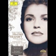 Anne-Sophie Mutter - Mutter Mozart: Piano Trios K. 502 542 548 (0044007342169) (1 DVD)