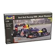 Revell 1:24 Scale Red Bull Racing Mark Webber