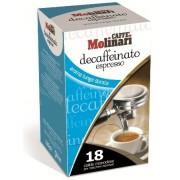 Molinari DECA koffeinmentes POD