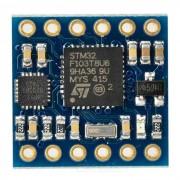 Modulo de brujula GY953 AHRS electronico w / Inclinacion Compensacion - Azul
