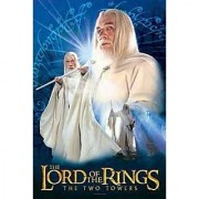Gandalf The White from Lord of the Rings 500 Piece Jigsaw Puzzle Made by Wrebbit