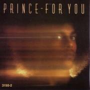 Prince - For You (0075992734820) (1 CD)