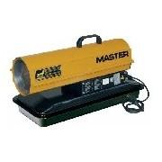 Generator aer cald pe motorina cu ardere directa Master B 70 CED