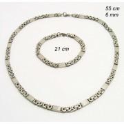 EXEED 237525- náhrdelník a náramok