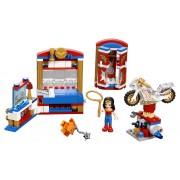 LEGO® DC Super Hero Girls Dormitorul lui Wonder Woman™ - L41235