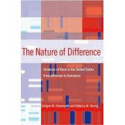 The Nature of Difference by Evelynn M. Hammonds