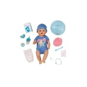 Baby Born fiú baba kiegészítőkkel