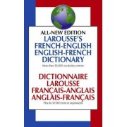 Larousse French English Dictionary Canadian Edition by Larousse Bilingual Dictionaries