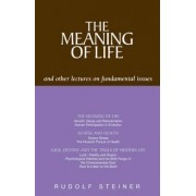 The Meaning of Life and Other Lectures on Fundamental Issues by Rudolf Steiner