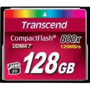 Card de Memorie Transcend Compact Flash 128GB UDMA7 800x