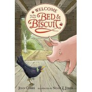 Welcome To The Bed And Biscuit by Carris Joan