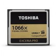 Toshiba Exceria Pro CompactFlash 32GB High-speed Memory Card (THNCF032GSGI)