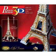 Puzz 3D The Eiffel Tower [300 Pieces]