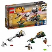 LEGOStar Wars Motocicleta de viteza a lui Ezra 75090