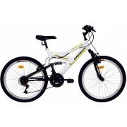 Bicicleta copii DHS Kreativ 2441 - model 2017