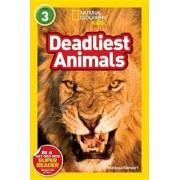 Deadliest Animals by Melissa Stewart