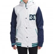 DC DCLA Snowboard Jacket - Waterproof Insulated MINICATS (02)