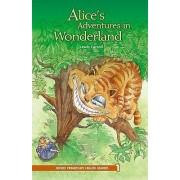 Oxford Progressive English Readers: Grade 1: Alice's Adventures in Wonderland by Lewis Carroll