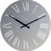 Alessi Firenze Uhr Grau